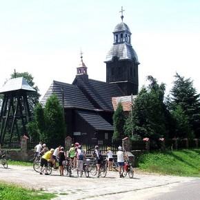 W okolice Strzałkowa - 52 km