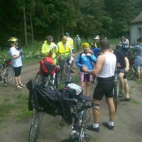 Do Czeszewa i Winnej Góry - 65 km