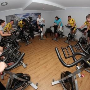 Spinning w klubie Perfect Body Fitness we Wrześni