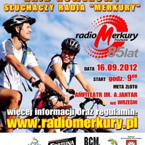 20 Jubileuszowy Rajd Radia Merkury 16. 09. 2012
