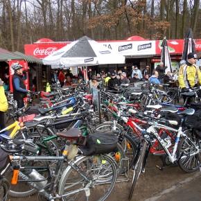 17 Noworoczne spotkanie rowerzystów.