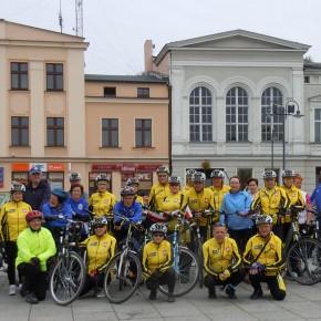 Rajd integracyjny w Wągrowcu