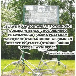 XVII Rajd Rowerowy im. Wojciecha Bogusławskiego