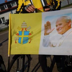 X Kolarski Rajd Papieski Czermin 2014
