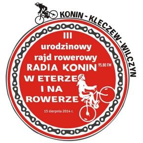 """III Rajd Radia Konin """"W eterze i na rowerze"""""""