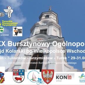 XXX Ogólnopolski Bursztynowy Rajd Kolarski po Wielkopolsce Wschodniej