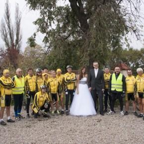 Zakończenie sezonu rowerowego w Hermanowie