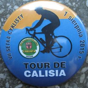 Tour de Calisia czyli VII Setka Cyklisty 1. 08. 2015