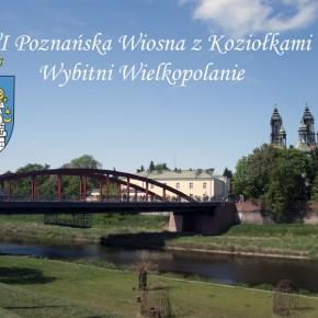 Poznańska Wiosna z Koziołkami