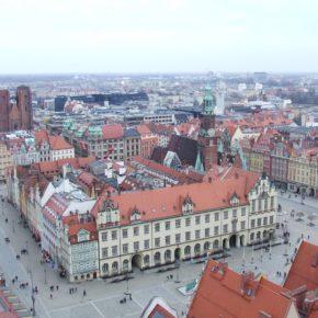 Wrocław – miasto wody i mostów