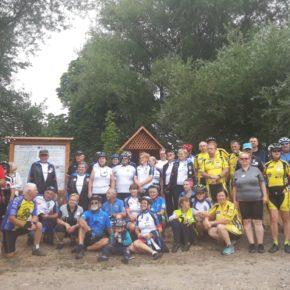 XV urodzinowy rajd rowerowy RRR Golina