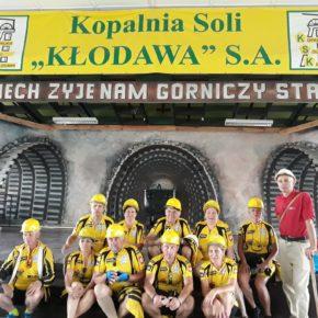 Wyjazd klubowy do Kłodawy- Z wizytą u Skarbka